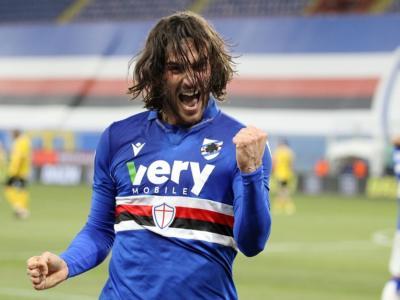 Calcio, Serie A 2021: Sampdoria-Udinese 2-1, Ernesto Torregrossa decide la sfida a Marassi