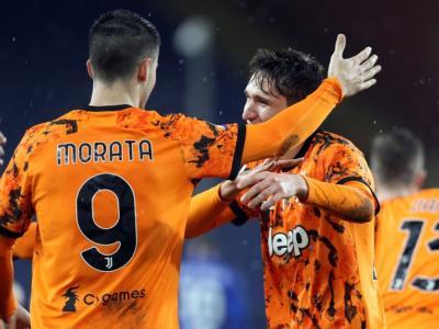 VIDEO Sampdoria-Juventus 0-2: highlights e sintesi. Federico Chiesa e Ramsey affossano i doriani