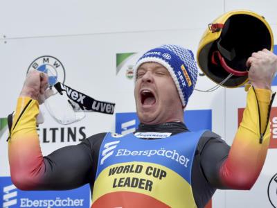 Slittino, Felix Loch detta legge anche a Koenigssee e vola verso il titolo! Kevin Fischnaller è 9°, Dominik 12°
