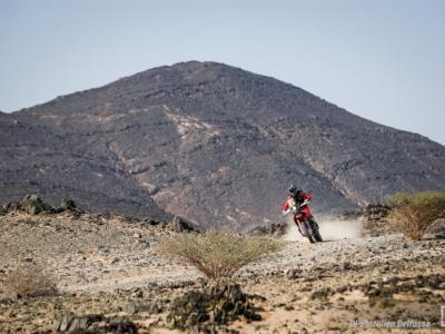 Classifica Dakar 2021 moto: graduatoria ottava tappa. Jose Ignacio Cornejo Florimo in testa, Price 2° è vicino