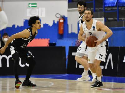 Trento-Lokomotiv Krasnodar oggi: orario, tv, programma, streaming EuroCup basket