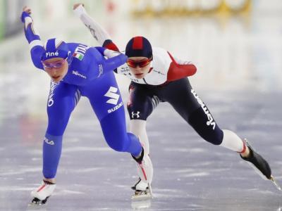 Speed skating: i convocati dell'Italia per i Mondiali di Heerenveen. Lollobrigida e Giovannini le stelle azzurre