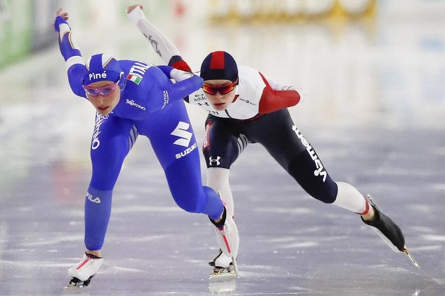 Speed skating, Coppa del Mondo Heerenveen 2021: programma, orari e tv