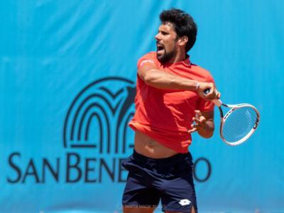 ATP Barcellona 2021, Federico Gaio lotta come un leone, ma si deve arrendere a Rublev in due set