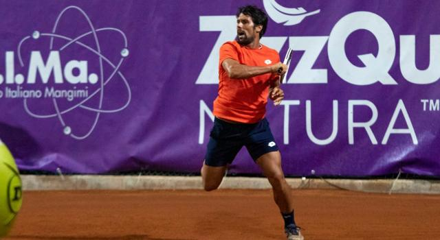 ATP Cagliari 2021, Federico Gaio cede in due set a Laslo Djere nel 1° turno