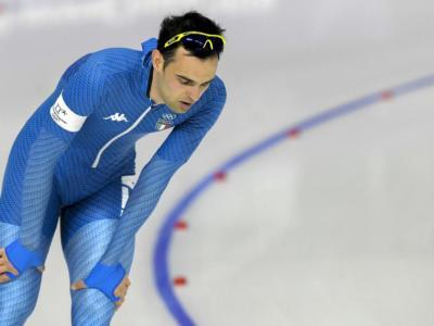 Speed skating, Andrea Giovannini vince la semifinale della mass start ad Heerenveen, Paesi Bassi meno dominanti