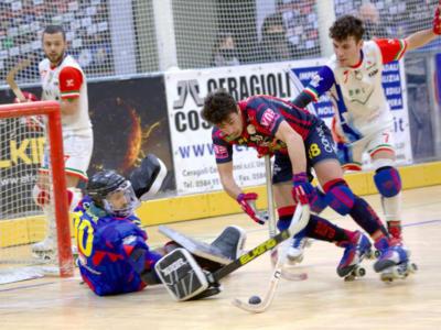 Hockey pista: il tabellone della Final Eight della Coppa Italia 2021