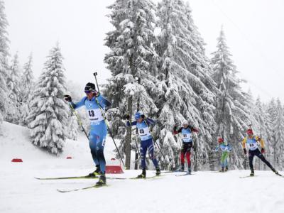 Biathlon, startlist 20 km Individuale Anterselva: orario, programma, tv, pettorali di partenza