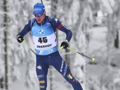 Biathlon, i convocati dell'Italia per Anterselva. Blocco maschile confermato, tornano Carrara e Gontier