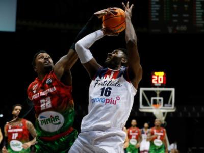 Basket, Champions League 2021: la Fortitudo cade ancora, vince il Pinar Karsiyaka