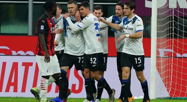VIDEO Milan-Atalanta 0-3: highlights e sintesi. La Dea sbanca San Siro, capolista affondata