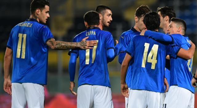 LIVE Italia-Spagna 0-0 Under21 in DIRETTA: pagelle e highlights. In nove uomini finisce in pareggio!