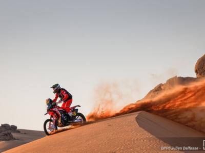 Classifica Dakar 2021 moto, quinta tappa: Kevin Benavides comanda, Xavier de Soultrait 2°