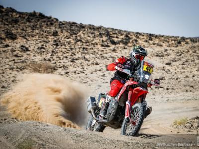 Classifica Dakar 2021 moto, nona tappa: Kevin Benavides insegue Cornejo Florimo