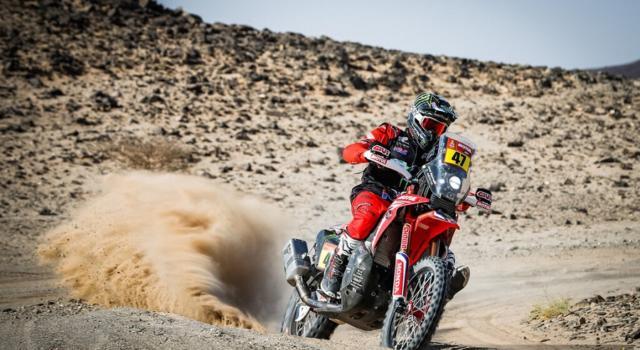 Classifica Dakar 2021 moto: graduatoria settima tappa. Florimo precede Price per 1″!