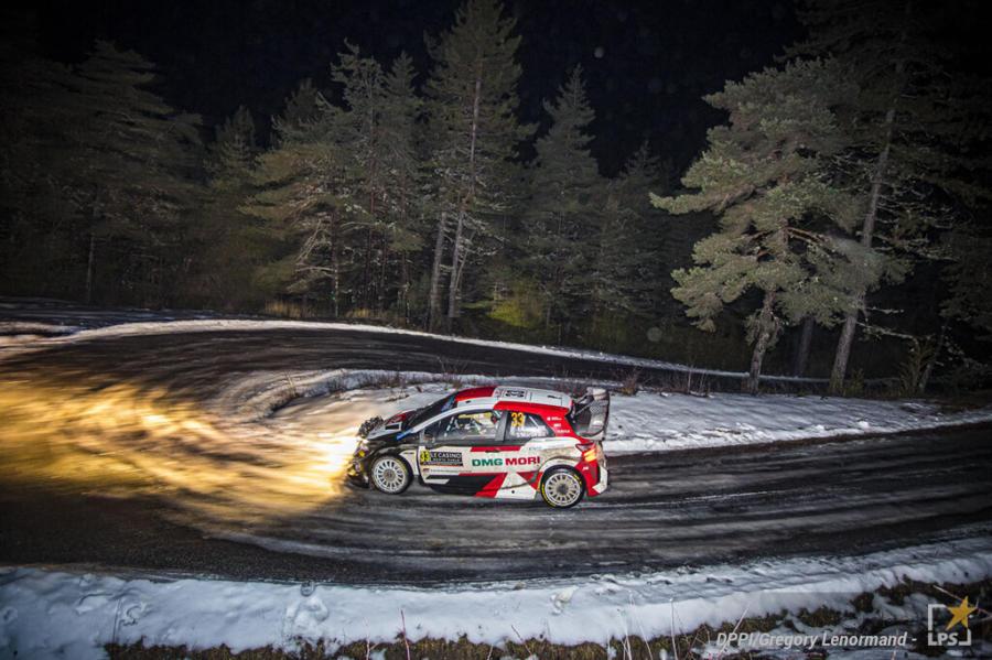 Rally Monte Carlo 2021: Sebastien Ogier domina ma fora sul più bello e lascia la vetta ad Elfyn Evans
