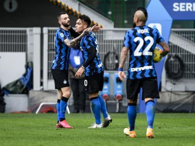 Calcio, Inter prolifica a San Siro e Crotone sconfitto 6-2: tripletta di Lautaro Martinez, Lukaku infortunato