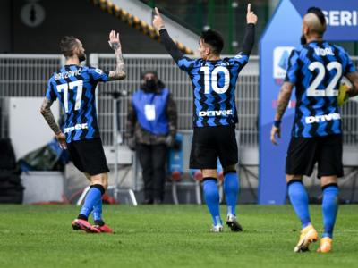 VIDEO Inter-Crotone 6-2, Highlights, gol e sintesi: tripletta di Lautaro Martinez, giostra del gol a San Siro