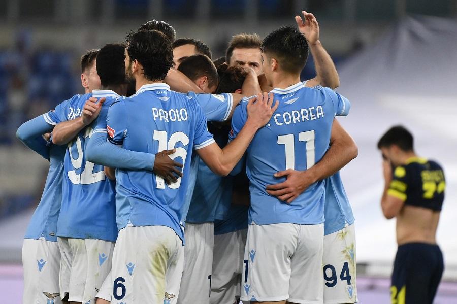 Calcio, Coppa Italia 2021: Lazio Parma 2 1, un autogol condanna i ducali. Biancocelesti ai quarti di finale