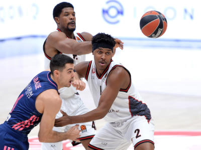 Basket, Eurolega 2020-2021: Milano espugna Madrid e torna al successo