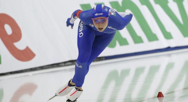 """Speed skating, Sergio Anesi: """"La bolla in Olanda serve a dare un obiettivo agli atleti"""""""