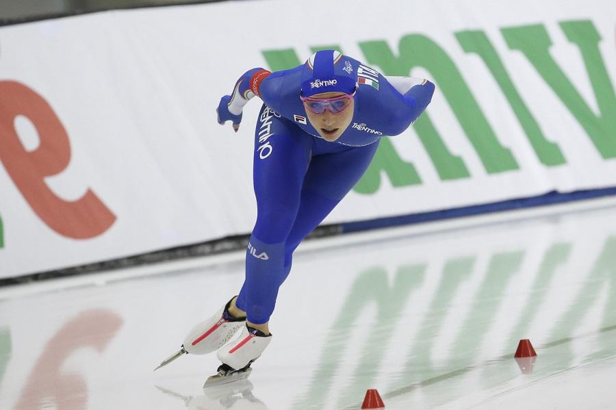 LIVE Speed skating, Europei 2021 in DIRETTA: Lollobrigida nona dopo due gare, Giovannini decimo, Bosa ottavo nei 500m