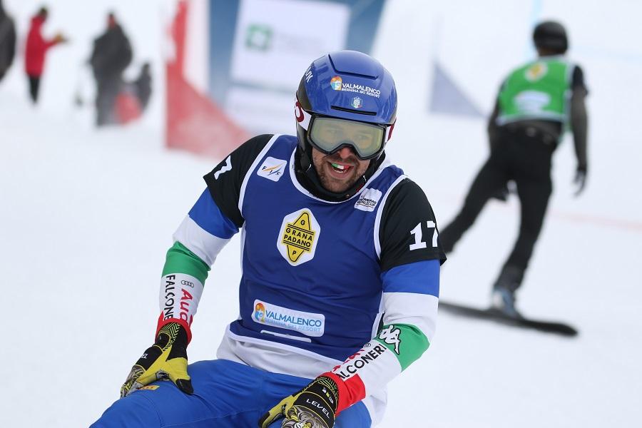 Snowboardcross: Lorenzo Sommariva splendido terzo a Bakuriani, vince Eliot Grondin
