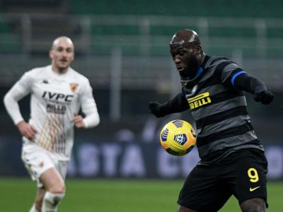 VIDEO Inter-Benevento 4-0: highlights e sintesi. Poker dei nerazzurri al Meazza, doppietta di Lukaku