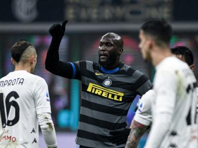Calcio, Inter-Benevento 4-0, doppietta di Romelu Lukaku e poker nerazzurro a San Siro