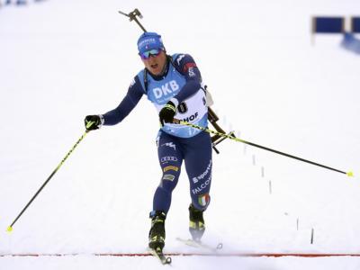 """Biathlon, Lukas Hofer 3° nell'inseguimento: """"Orgoglioso di essere competitivo dopo 400 km di gare"""""""