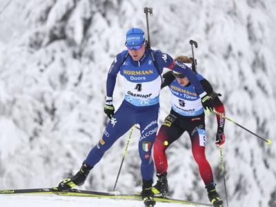 Biathlon, riparte la sfida a Johannes Boe nella seconda sprint di Oberhof. Lukas Hofer vuole assolutamente confermarsi