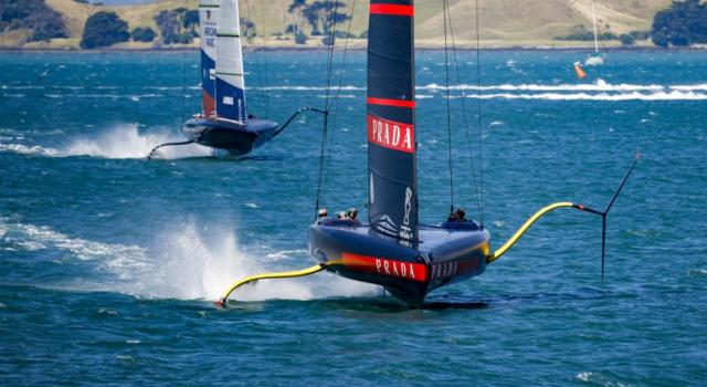 Calendario America's Cup 2021, Luna Rossa-Team New Zealand: programma, orari, tv, streaming