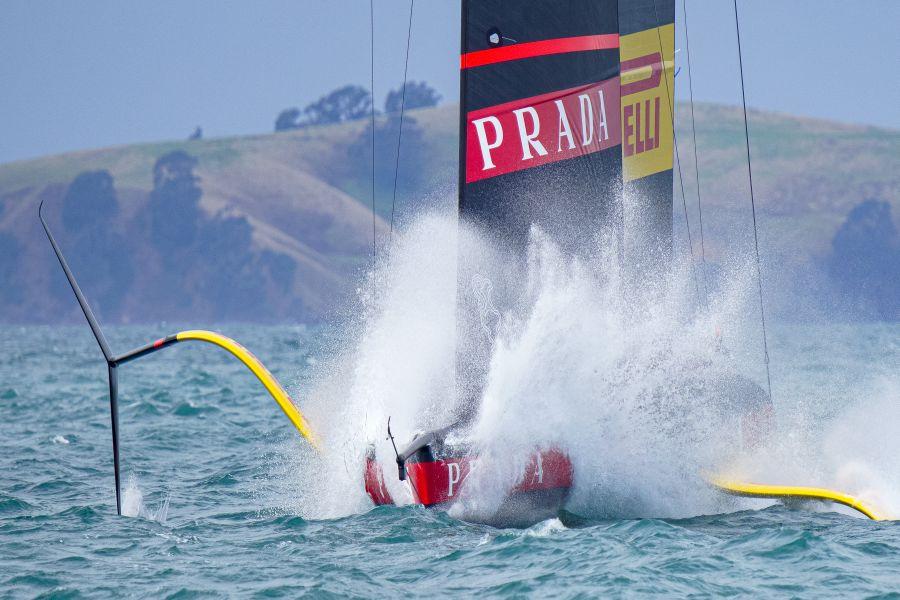 """Prada Cup, Max Sirena: """"Persa un'altra regata quando eravamo in vantaggio. Ineos andava penalizzata 3 volte"""""""
