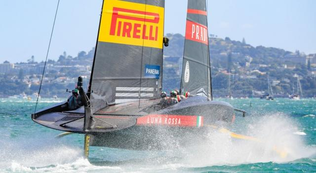 "America's Cup, Davide Cannata: ""New Zealand veloce di bolina. Luna Rossa una barca completa"""