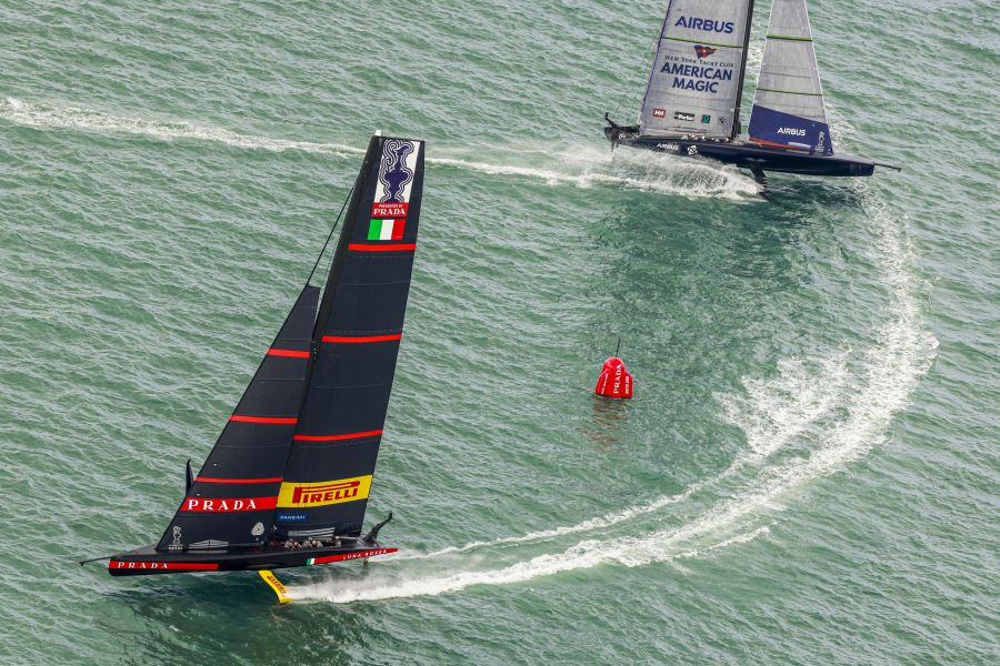 Classifica Prada Cup 2021: Luna Rossa chiude seconda, Ineos UK in finale