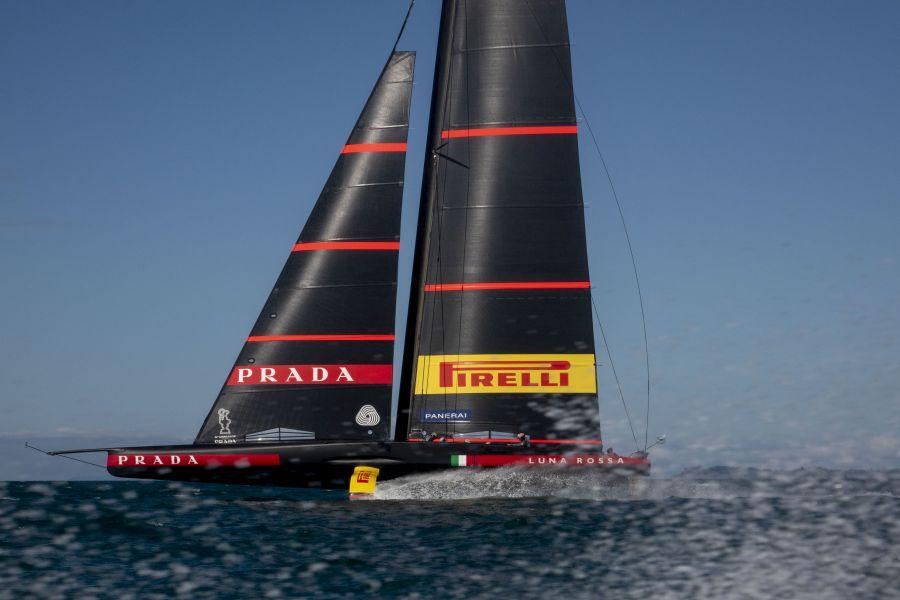 LIVE Prada Cup in DIRETTA: nuova partenza alle 4.35