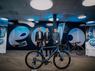 Ciclismo, presentata la Eolo-Kometa! 20 alfieri per il progetto italiano targato Basso-Contador