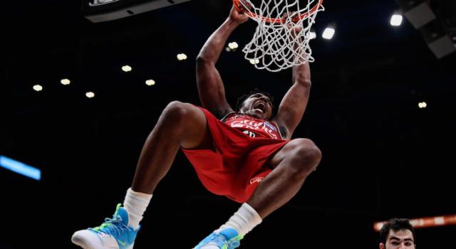 Basket, Eurolega 2020-2021: l'Olimpia Milano vince e convince contro l'Alba Berlino
