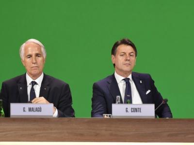 Italia alle Olimpiadi senza bandiera e Inno? Il CIO minaccia, ma il Governo ha altri problemi…