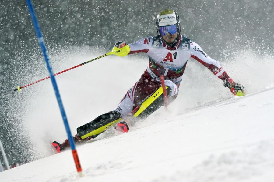 Sci alpino, l'Italia si aggrappa a Manfred Moelgg a Schladming. Feller guida la prima manche