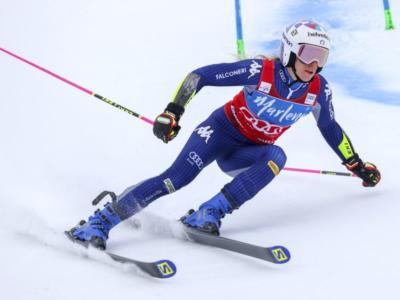 Sci alpino, le italiane in gara nella combinata dei Mondiali. Pettorali, orari, tv, streaming