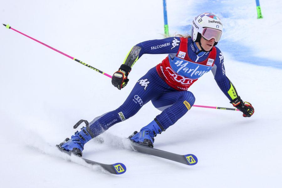 Sci alpino: Marta Bassino, rimonta da podio a Kronplatz! Risorge Tessa Worley dopo oltre 2 anni