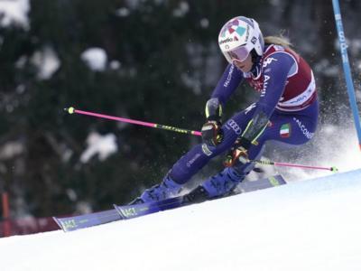 Sci alpino, startlist gigante Kranjska Gora 17 gennaio. Programma, orari, tv, pettorali di partenza