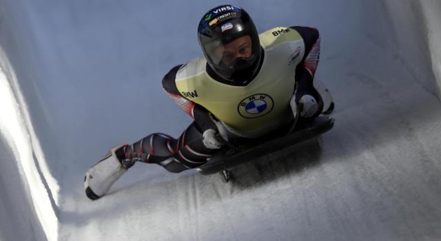 Skeleton, a St.Moritz Martins Dukurs e Janine Flock cercano punti pesanti per avvicinarsi al titolo