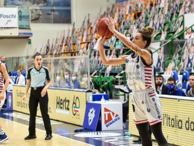 Basket femminile, Serie A1 2021: Ragusa domina a Sassari