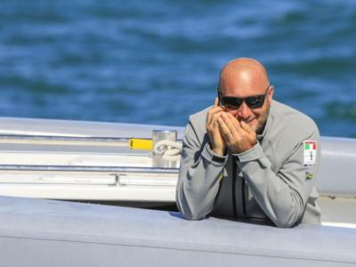 """America's Cup, Max Sirena: """"I NZ avevano barca più veloce e in una serie lunga conta. In futuro faremo ancora meglio"""""""