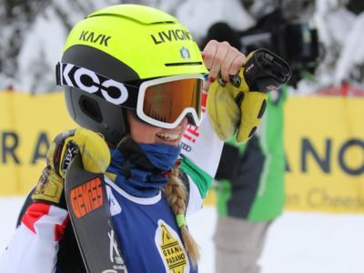 Snowboardcross: Michela Moioli solo quarta a Chiesa in Valmalenco. Vincono Samkova e Haemmerle