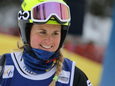"""Snowboardcross, Michela Moioli: """"La stagione delle medaglie d'argento. Mi resta un pizzico di rabbia"""""""