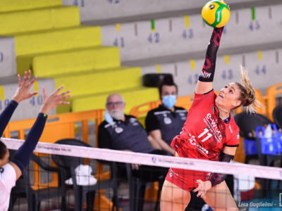 Volley, Serie A1 femminile 2021: recuperi. Monza travolgente a Novara, Busto Arsizio continua la risalita