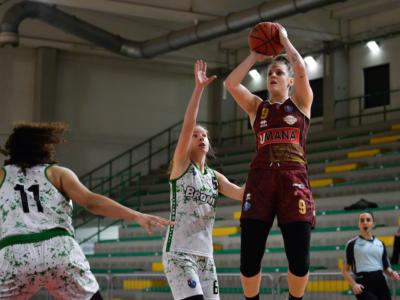 Basket femminile: Venezia e Schio vincono facilmente nei posticipi della 17a giornata di Serie A1